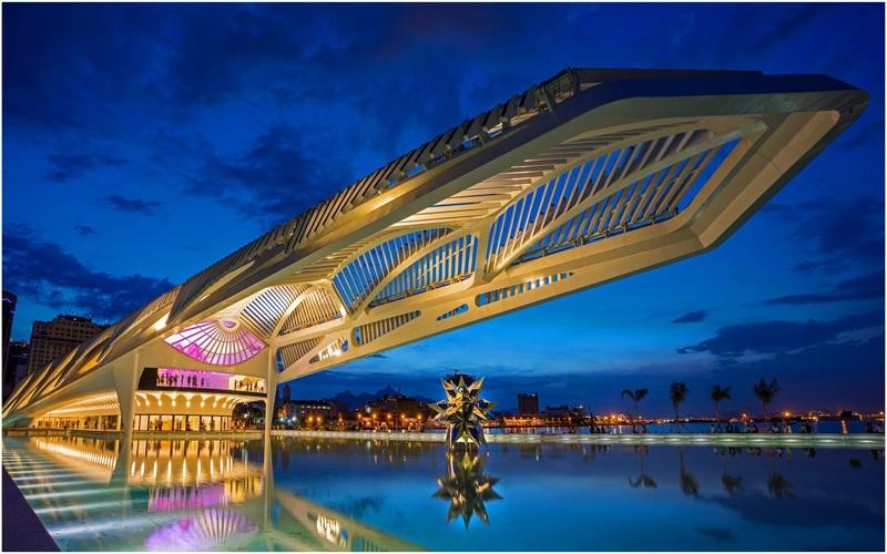 Musée de demain-architecture commerciale-magnifique