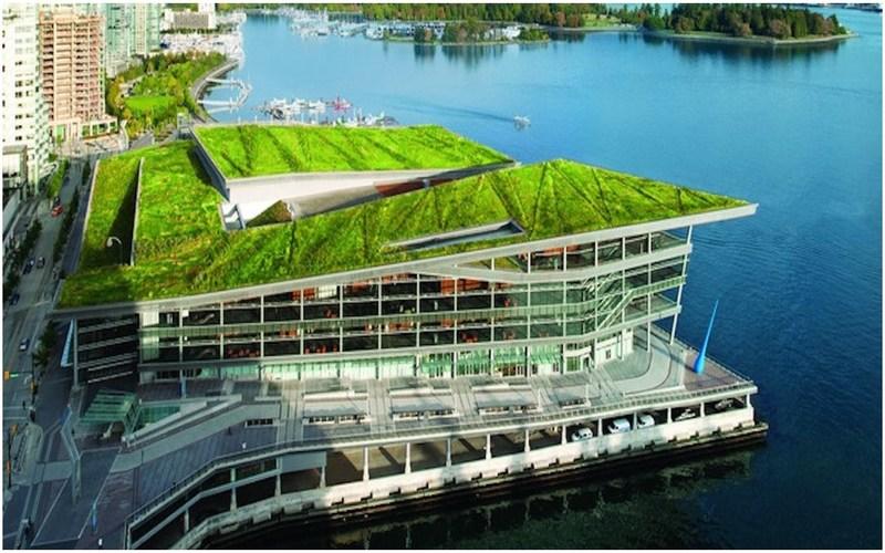 Vancouver-Centre-architecture écologique-durable