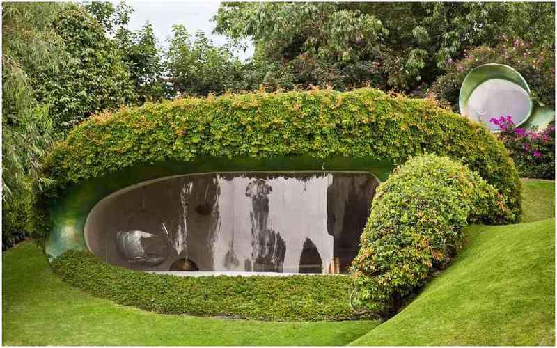 architecture écologique verte