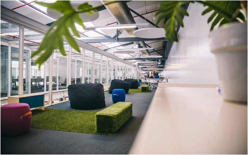 architecture commerciale d'entreprise durable