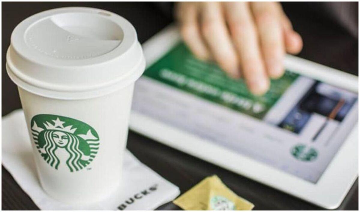 nouveaux goblets Starbucks