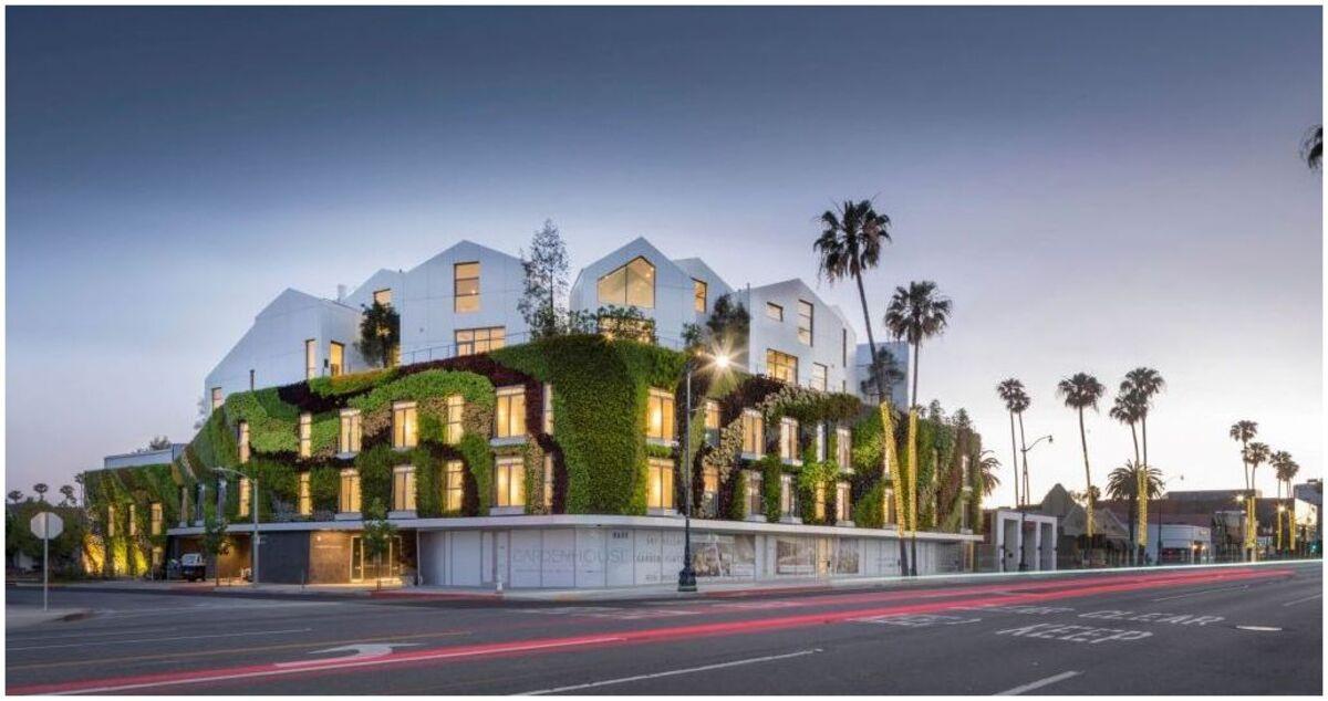 Gardenhouse – Beverly Hills, États-Unis